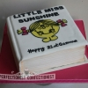 Little Miss Sunshine Book - Birthday Cake