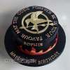 Sophie - Mockingjay / Hunger Games Birthday Cake