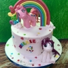 Millie - My Little Pony Birthday Cake