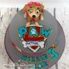 Millie Rae - Skye Paw Patrol Birthday Cake