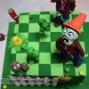 Shane - Plants vs. Zombies Cake