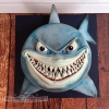 Bruce - Shark Birthday Cake