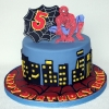 Spidey - Spiderman Birthday Cake