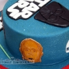 Alex - Star Wars Birthday Cake