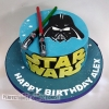 Alex - Starwars Birthday Cake