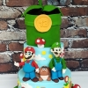 Robyn - Super Mario Birthday Cake