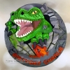 Charlie - Dinosaur Birthday Cake