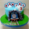 Daniel - Thomas the Tank Engine Birthday Cake