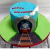 Thomas the Tank Engine - Birthday Cake