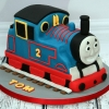 Tom - Thomas the Tank Engine Birthday Cake