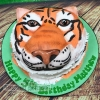 Matthew - Tiger Birthday Cake