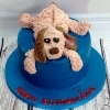 Eile - Toy Dog Cake