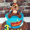 Sam - Toy Story Birthday Cake
