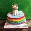 Lizzie - Unicorn Birthday Cake
