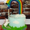 Lily - Unicorn Birthday Cake