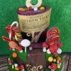 Zac - Willy Wonka Birthday Cake