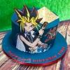 Vince - Yu Gi Oh Birthday Cake