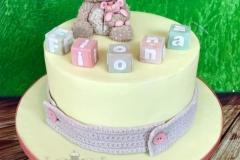 Fiona - Christening Cake