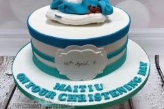 Maitiu - Christening Cake