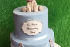 Reece - Christening Cake
