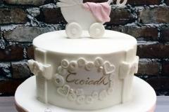 Croíadh - Christening Cake