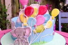 Robert - Christening Cake