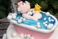 Baby Shower - Christening Cake
