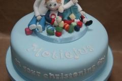 Motiejus\' Christening - Christening Cake