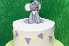 Killian - Christening Cake