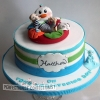 Mathew - Christening Cake