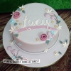 Lucy - Christening Cake