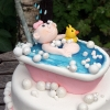 Baby Shower - Christening Cake