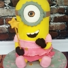 Penny Rose - Minion Christening Cake