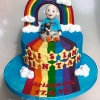 Oisin - Christening Cake