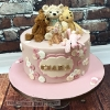 Ciara - Teddy Bear Christening Cake