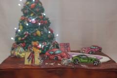 Christmas Tree - Christmas Cake