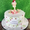 Croíadh\'s First Christmas (cake)