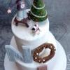 Noel - Christmas Cake