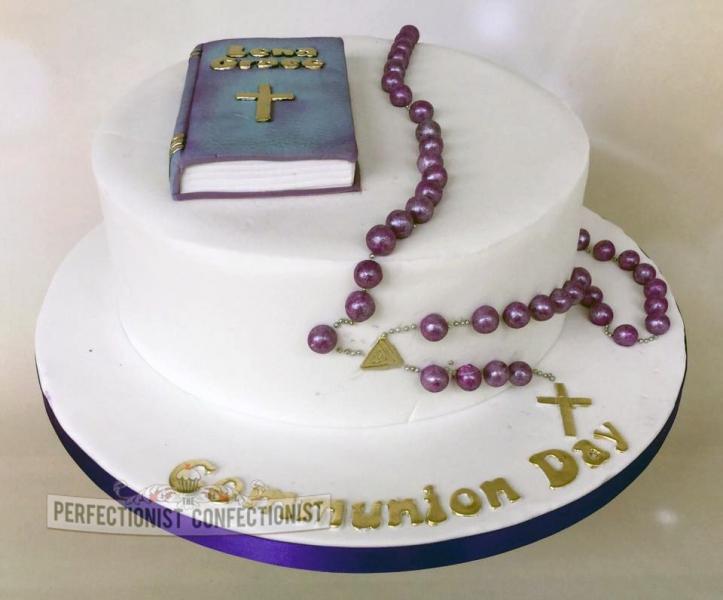 Confirmation Cakes Dublin
