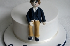 Emmet - Boys Communion Cake