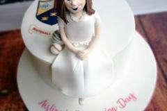 Aisling - GAA Communion Cake