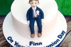 Finn - Communion Cake