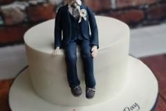 Thomas - Communion Cake