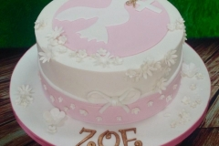 Zoe - Confirmation Cake
