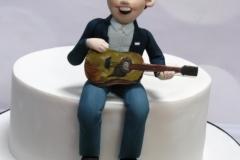 James - Confirmation Cake