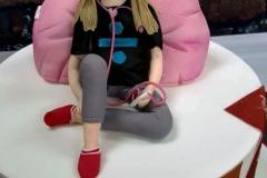 Aisling - Ed Sheeran Confirmation Cake