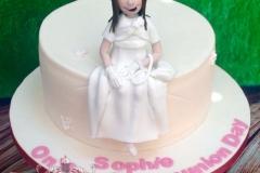 Sophie - Communion Cake