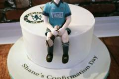 Shane - GAA Confirmation Cake