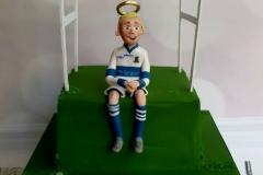 James' - GAA Communion Cake