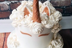 Reese - Unicorn Confirmation Cake